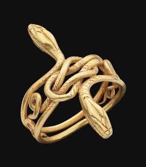 Greco Roman Ring