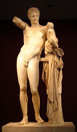 Hermes and Infant Dionysus