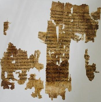 Sappho papyrus
