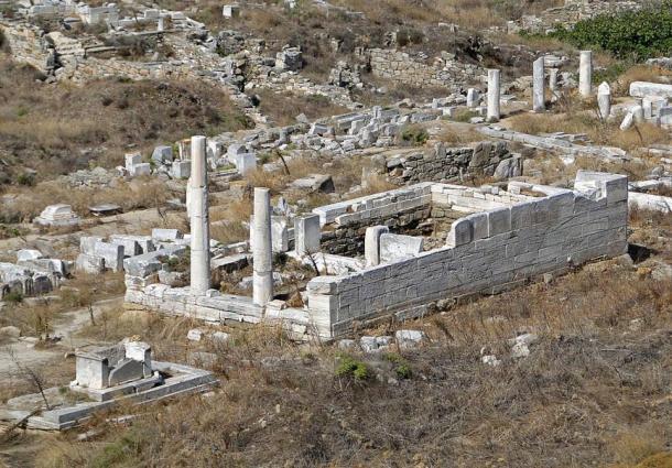 Heraion Temple