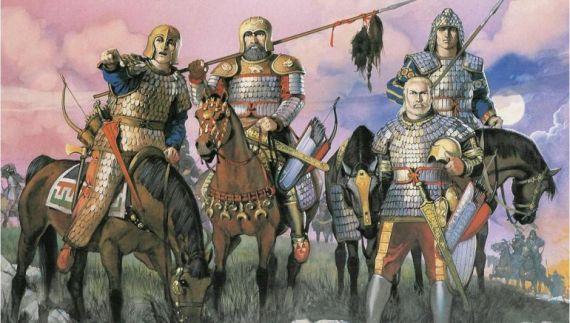 Sythian Warriors