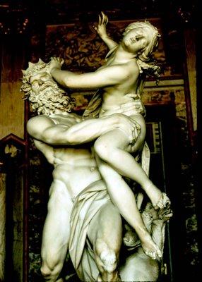 Rape of a Goddess