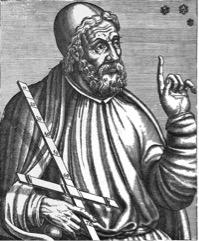 Illustration of Ptolemy