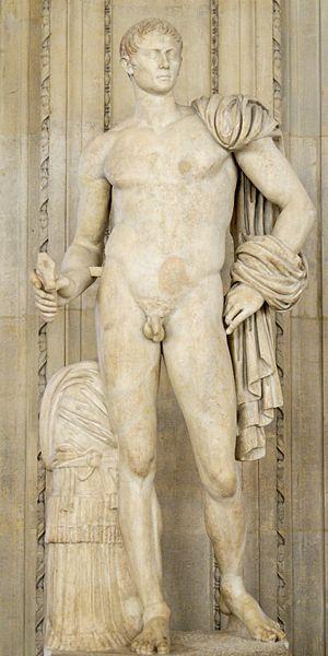 Heroic Roman Sculpture