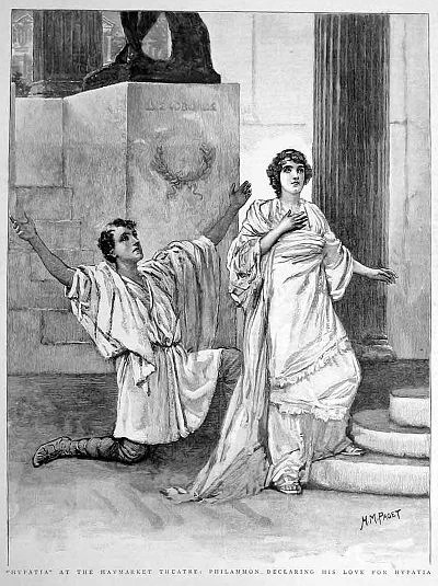 Hypatia illustration
