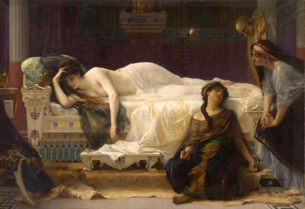 Painting of Phaedra