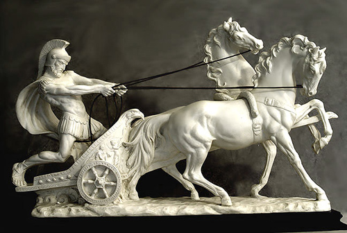 Famous Charioteer