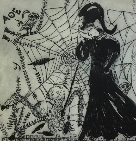 Sketch of Arachne