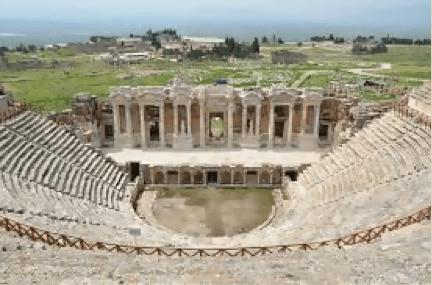 Theater of Hierapolis