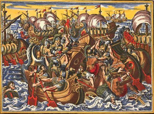 Athenian defeat