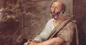 Aristotle by Francesco