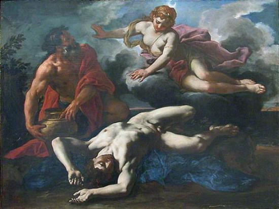 orion's death