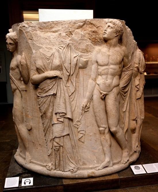 temple of artemis drums