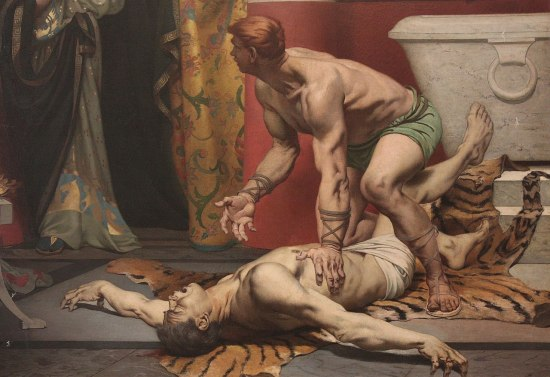 Death of Commodus