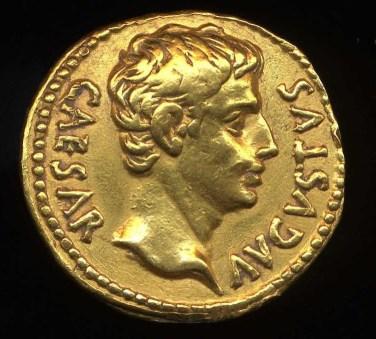 Augustus Caesar Coin