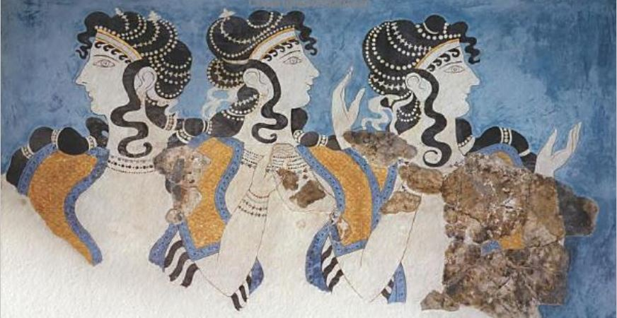 Women in the Odyssey: Goddesses, wives, lovers, and threats