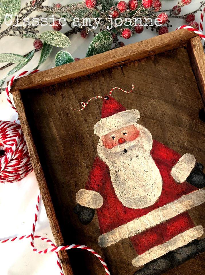 ol lumber santa