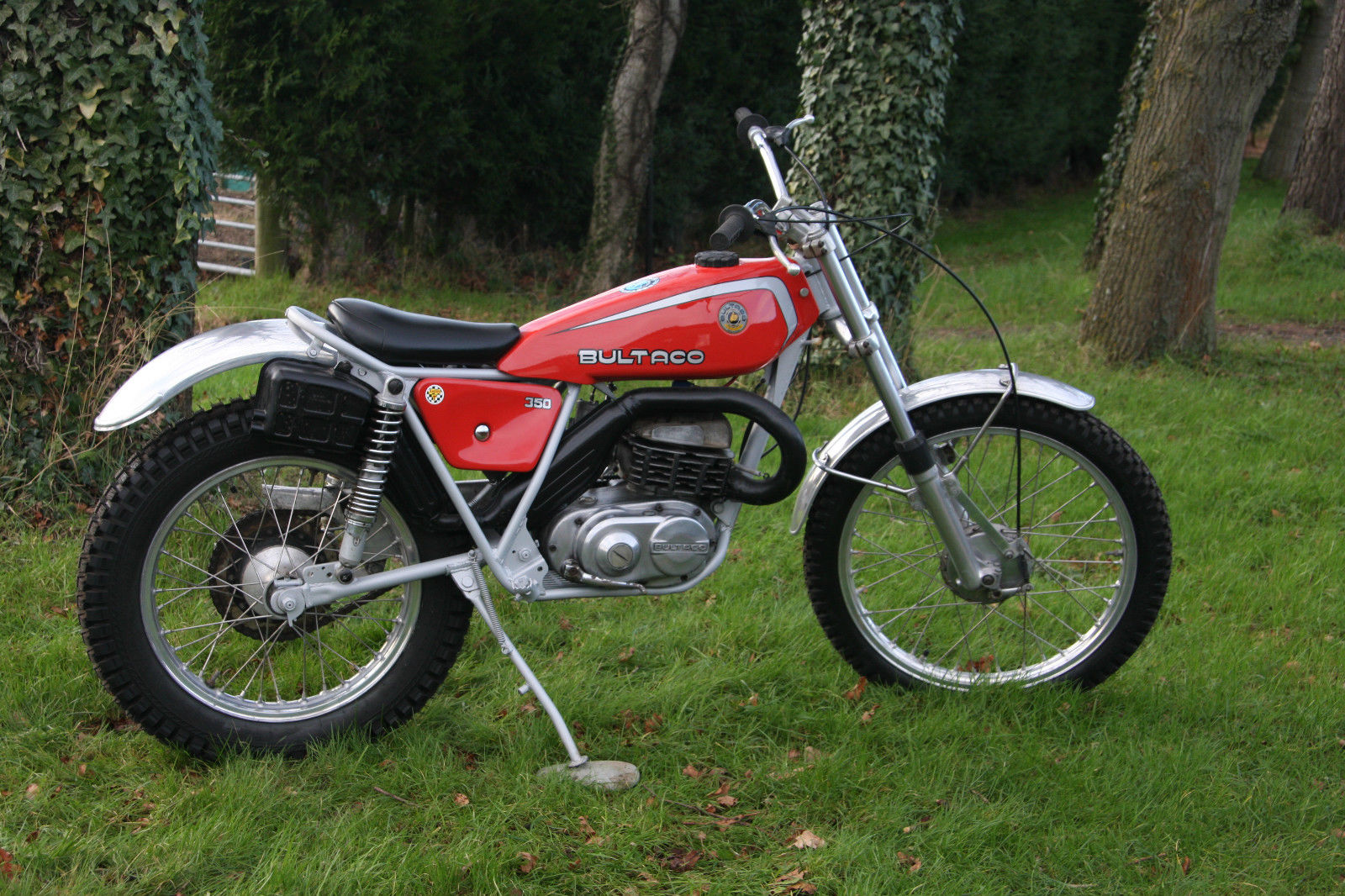 Bike of the Week: Bultaco Sherpa 350 T 1977 direct from a US