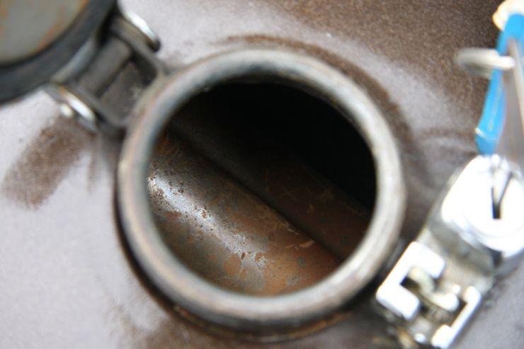 Honda CB450 CB 450 BARN FIND Restoration Project FOR SALE 12