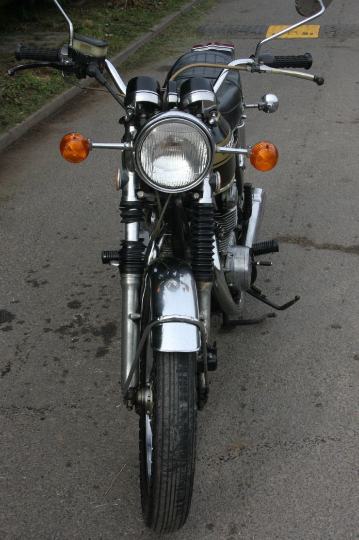 Honda CB450 CB 450 BARN FIND Restoration Project FOR SALE 7