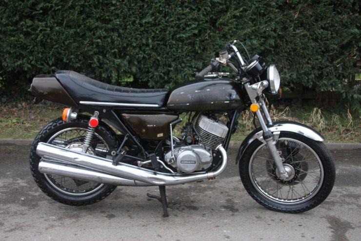 Kawasaki H2 B H 2 B 1974 For Sale 1