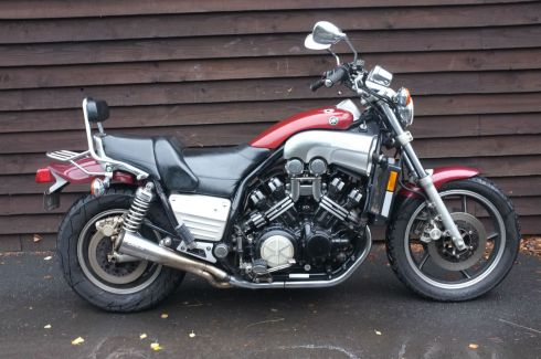 1 Yamaha V-Max For Sale