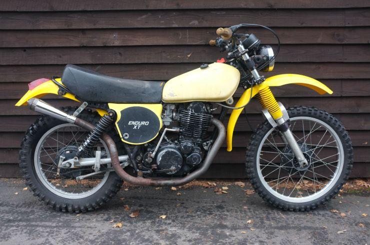 1 Yamaha XT500 XT 500 C For Sale
