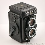 Yashica Mat-124G medium format camera [1970]