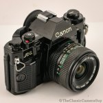Canon A1 (black, databack) [1978]