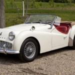 旧車・クラシックカー価格相場|トライアンフ TR3(Triumph TR3)