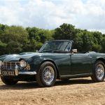 旧車・クラシックカー価格相場|トライアンフ TR4(Triumph TR4)