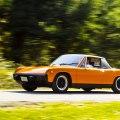 旧車・クラシックカー価格相場|ポルシェ 914(Porsche 914)