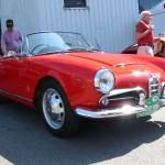 【クラシックカー旧車価格相場】アルファロメオ ジュリエッタ スパイダー(Alfa Romeo Giulietta Spider)