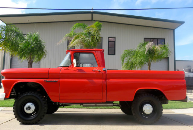 1960 Chevy Apache K10 4x4*Fully Restored*Manuals*161 Miles