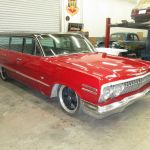 1963 Chevy Impala Station Wagon Stationwagon Fourdoor Four Door For Sale In Tucson Arizona United States For Sale Photos Technical Specifications Description