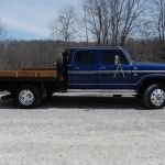 1977 Ford F 250 Crew Cab On Dodge 3500 Chassis 6 7 Cummins F 350 F 450 Video For Sale In Unionville Indiana United States For Sale Photos Technical Specifications Description