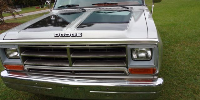 Classic Rare Dodge D150 Short Bed Legendary Slant Six