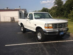 1993 Ford F150 XLT 4X4 50 liter 302 V8 for sale in Lenoir