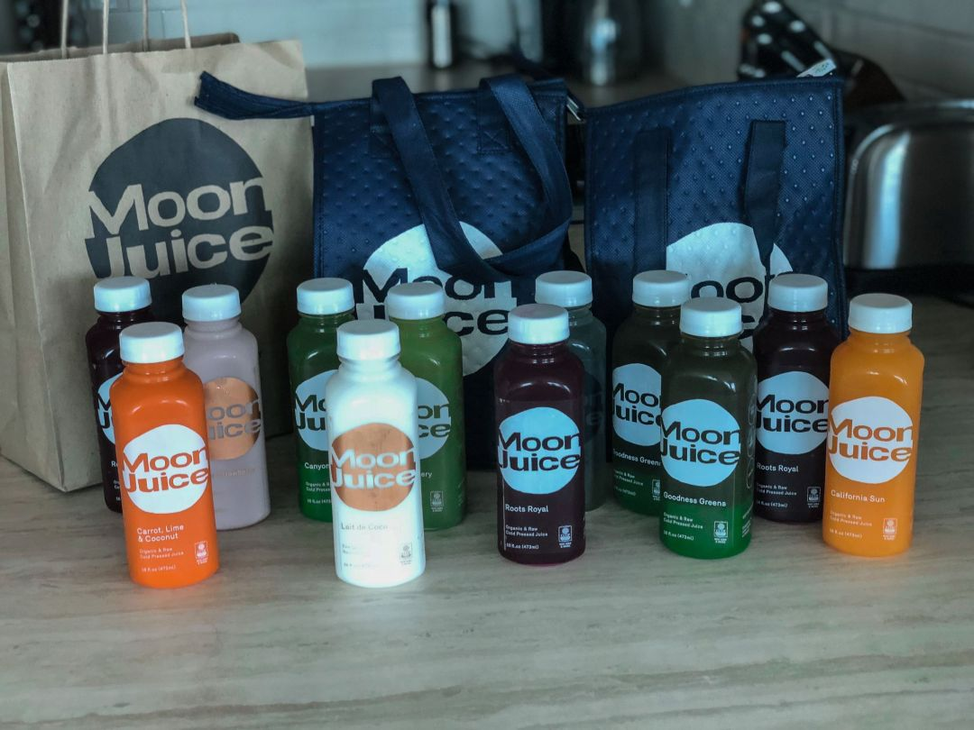 My 3 Day Juice Cleanse