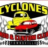 Cyclones Rod & Custom Club - logo