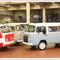 Last Edition VW Kombi in Hannover Museum