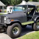 1974 Jeep Cj5 For Sale In Cadillac Mi Classiccarsbay Com