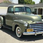 1950 Gmc 1 2 Ton Pickup For Sale In Orange Ca Classiccarsbay Com