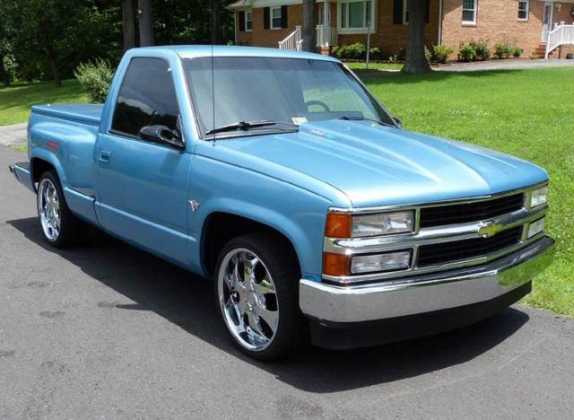 1992 Stepside 1500 Chevy