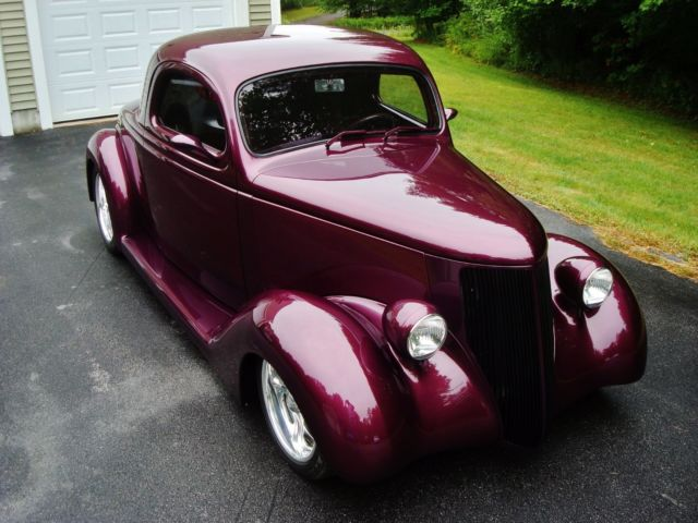 36 Ford Coupe Sale