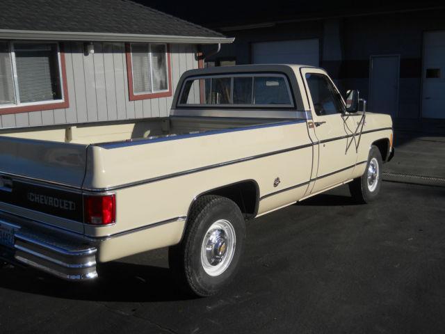 02 Chevy 3 4 Ton 4 Door Long Box