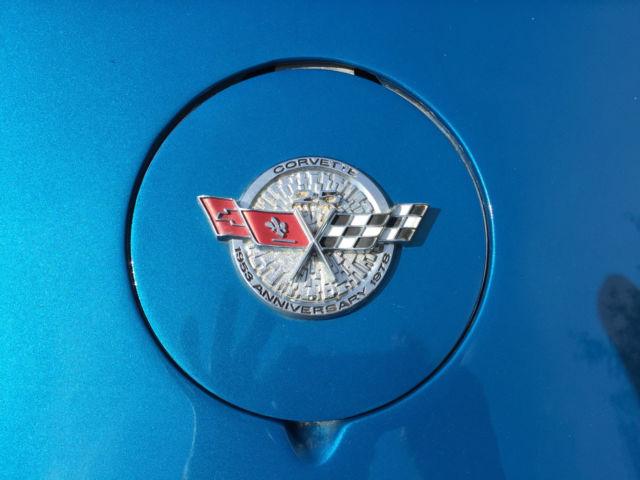 Jetstream Blue Corvette Paint Code