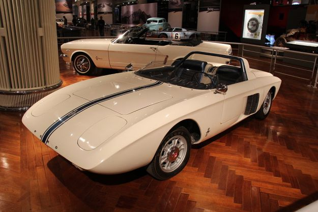 1962 Ford Mustang I Roadster