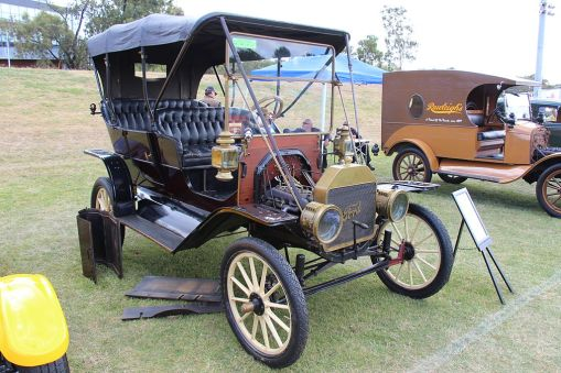The Evolution Of The Model T