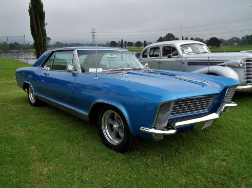 1965 Buick Riviera GS Coupe